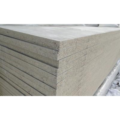 Цементно-стружечная плита БЗС 1600х1200х8