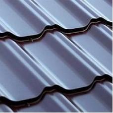 Металлочерепица OMEGA 0,45 мм глянцевое/polyester/PE