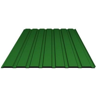 Профнастил ПС/ПК-12 0,50 мм глянцевое/polyester/PE
