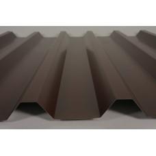 Профнастил ПК-35 0,40 мм глянцевое/polyester/PE